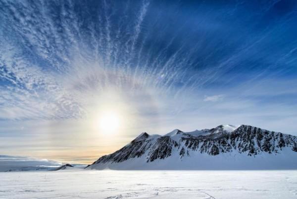 особенности Антарктиды
