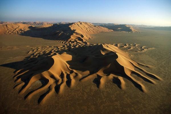 Евразийские пески