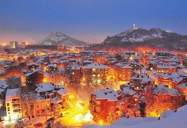 болгарские рождественские каникулы