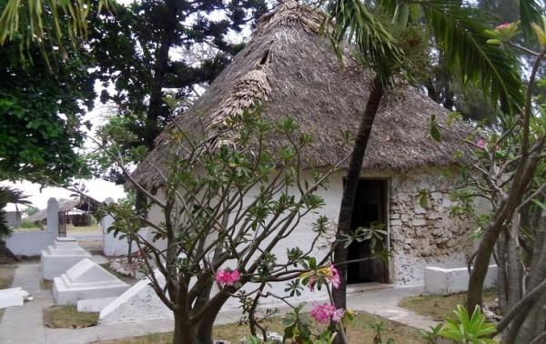 историческое строение в Малинди