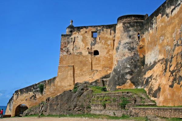 сооружение из истории Момбасы