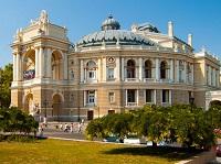 достопримечательности города Одесса