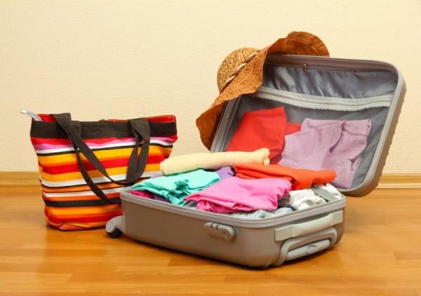 необходимые в поездке вещи