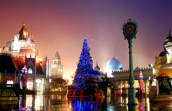 рождественский отдых