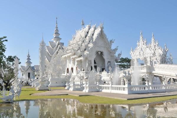 тайская буддийская обитель