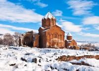 погода в Армении в декабре