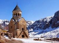 погода в Армении в январе