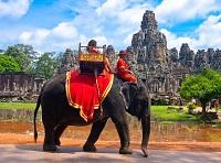 Какая погода ждет вас в Камбодже в январе?