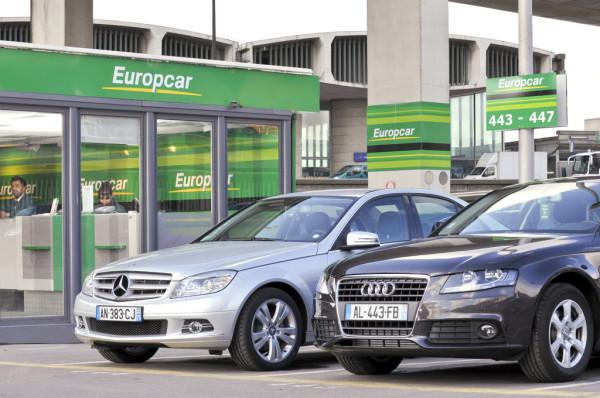 отличный прокатчик - Europcar