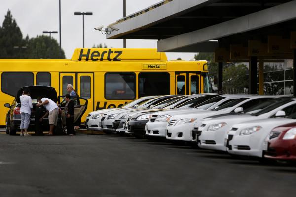 одна из лучших компаний - Hertz