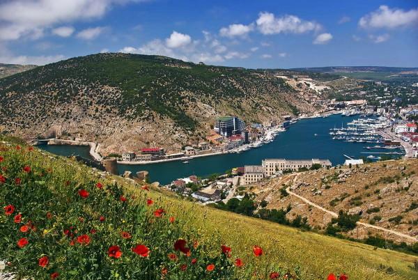 крымский курорт летом