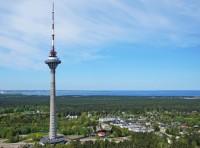 телебашня в Таллине