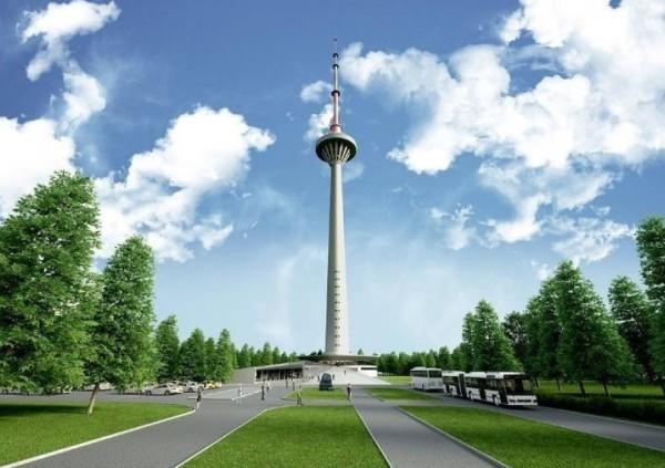 вышка эстонской столицы