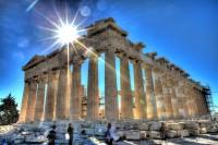 Погода в греческой столице Афинах в феврале