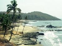 Пляж Анджуна: эпицентр веселья в Гоа