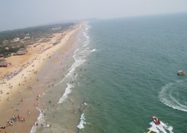 пляжная линия