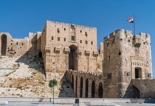 архитектура Сирии