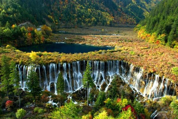 места, созданные природой