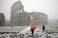 погода в Италии в феврале