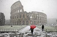 Погода на курортах Италии в феврале