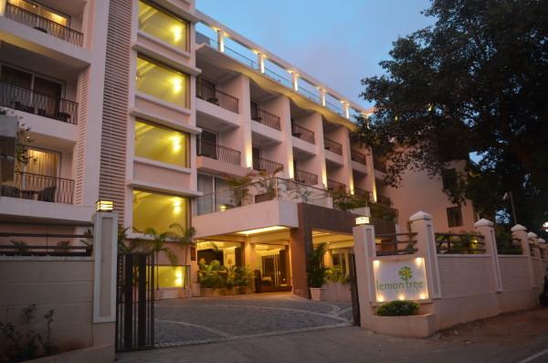 отель Лемон Три