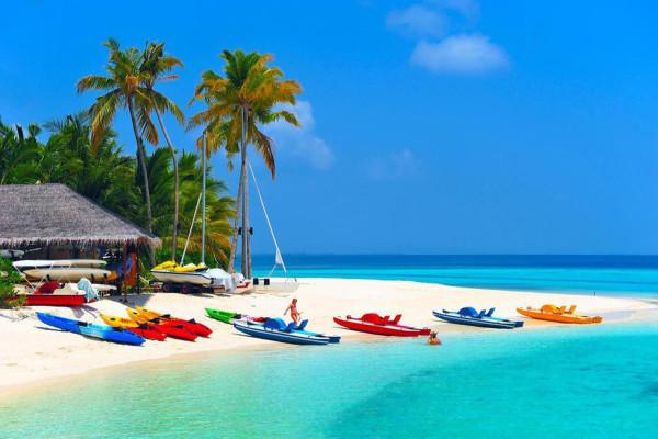 пляжные зоны