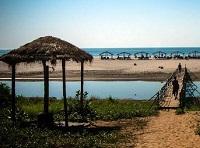 Пляжи Гоа: тихий и спокойный Мандрем