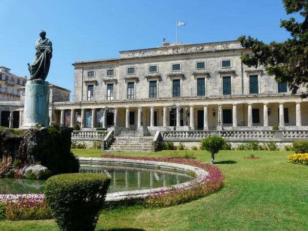 достопримечательный дворец