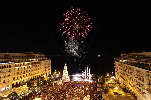 греческие праздники зимой