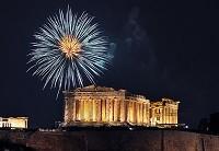 как празднуют Новый год в Греции?