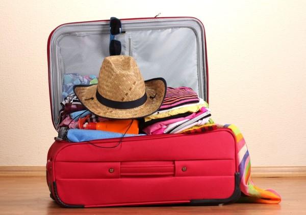 чем наполнить чемодан?