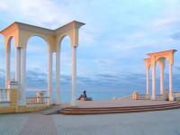 Прохлада и сырость на Крымском побережье: погода в Евпатории в феврале