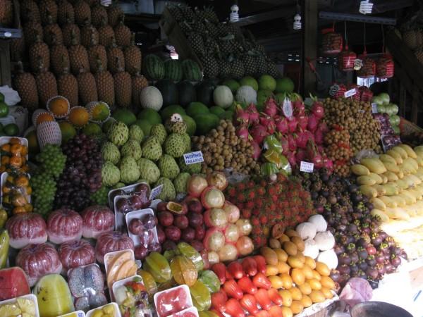 какие плоды есть?