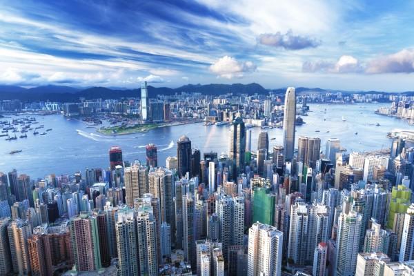 температура воздушных и водных масс в Гонконге