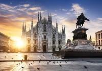 погода в Милане в феврале