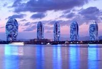 Погода в феврале на китайском курорте Санья