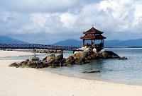 Солнечная Санья: погода на курорте в марте