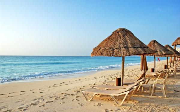 пляжная территория