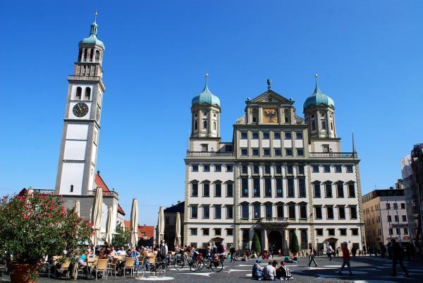 архитектура ратуши