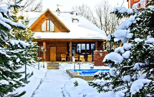 отпуск в холодное время года