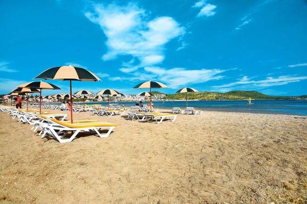 популярные пляжи