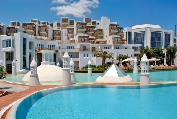 пятая звездность в Kempinski Hotel Barbaros Bay