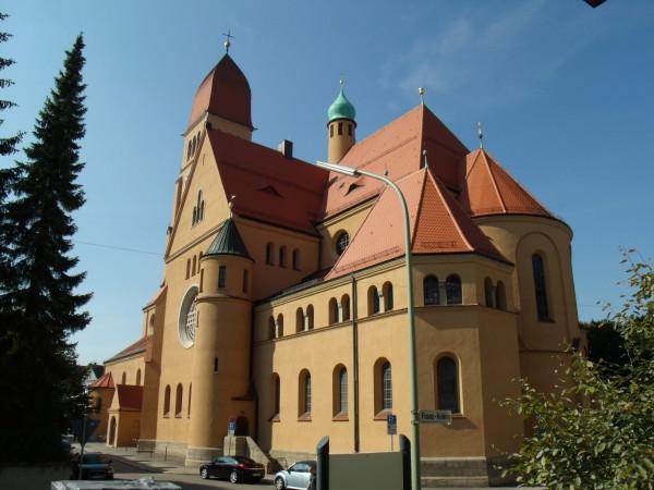 архитектурное религиозное строение
