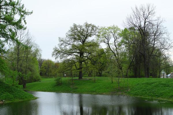 природный Фермский парк