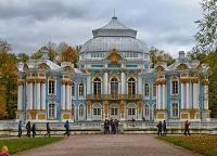 достопримечательности Пушкина